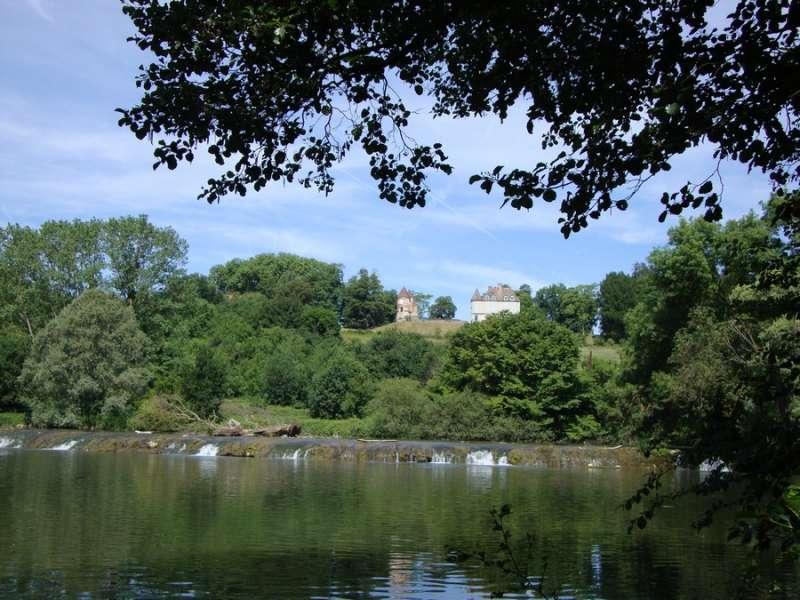 La Seille - Château de Loisy - Office de Tourisme du Pays de la Bresse Bourguignonne