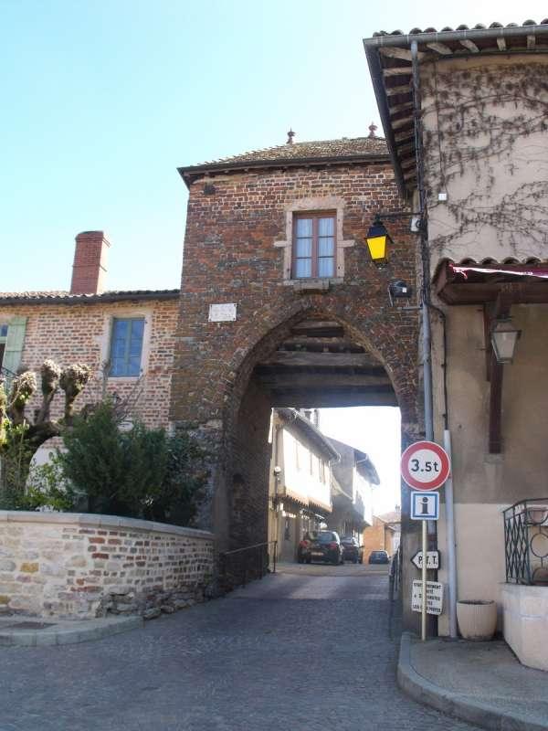 Porte d'Occident - Romenay - Office de Tourisme du Pays de la Bresse Bourguignonne