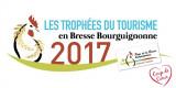 Logo Coup de Coeur Trophée du Tourisme © OTPBB