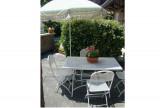 Terrasse © Maison d'Angèle