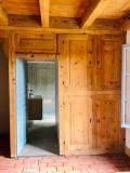 Vue sur accès salle de douche