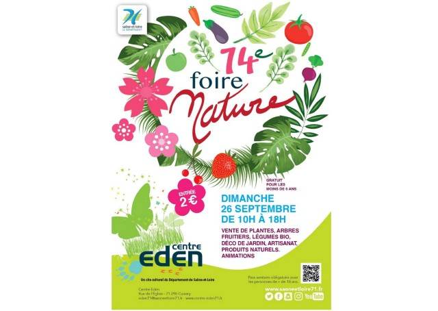 Foire Nature Cuisery