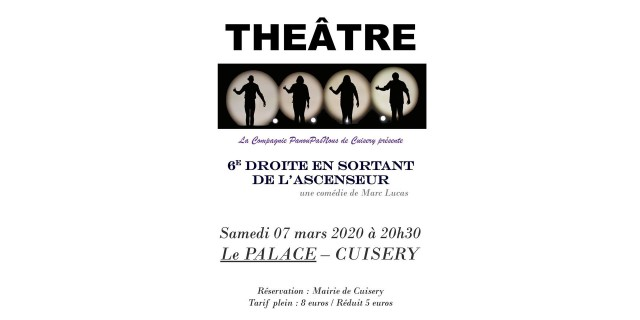 Theatre-Cuisery