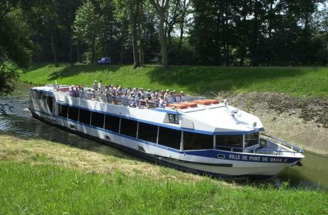 Bateau Ville de Pont de Vaux II - J.Y.Coudurier