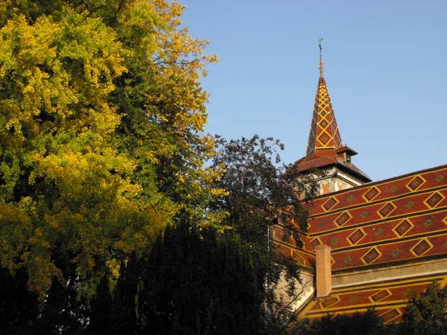Eglise Louhans - Office de Tourisme du Pays de la Bresse Bourguignonne
