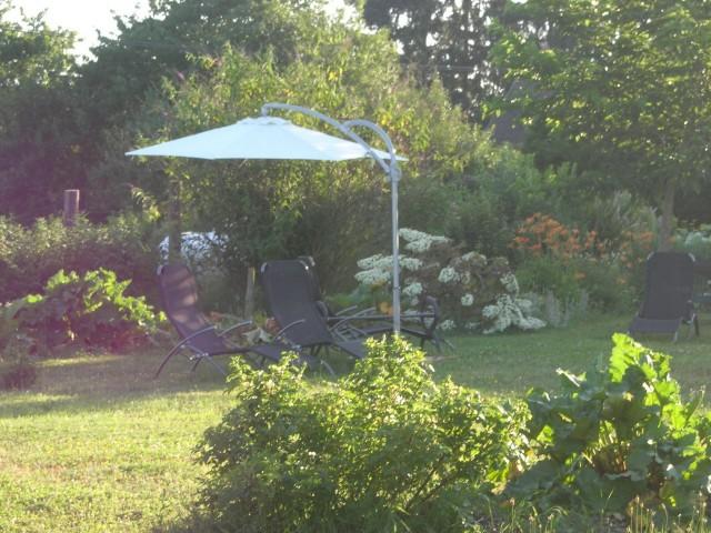 Côté jardin - Le Taillet