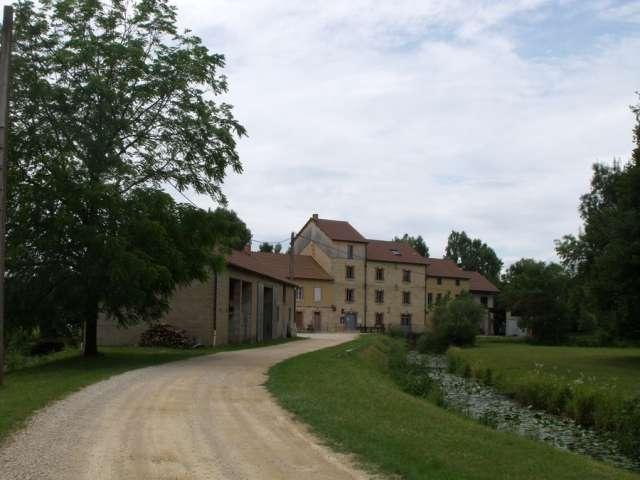 Moulin de Montjay - Office de Tourisme du Pays de la Bresse Bourguignonne