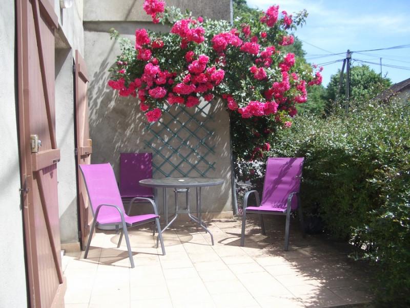 Terrasse © La Martenne