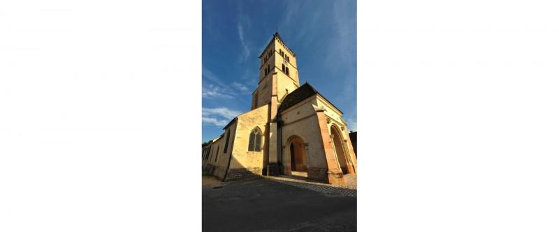 église cuisery