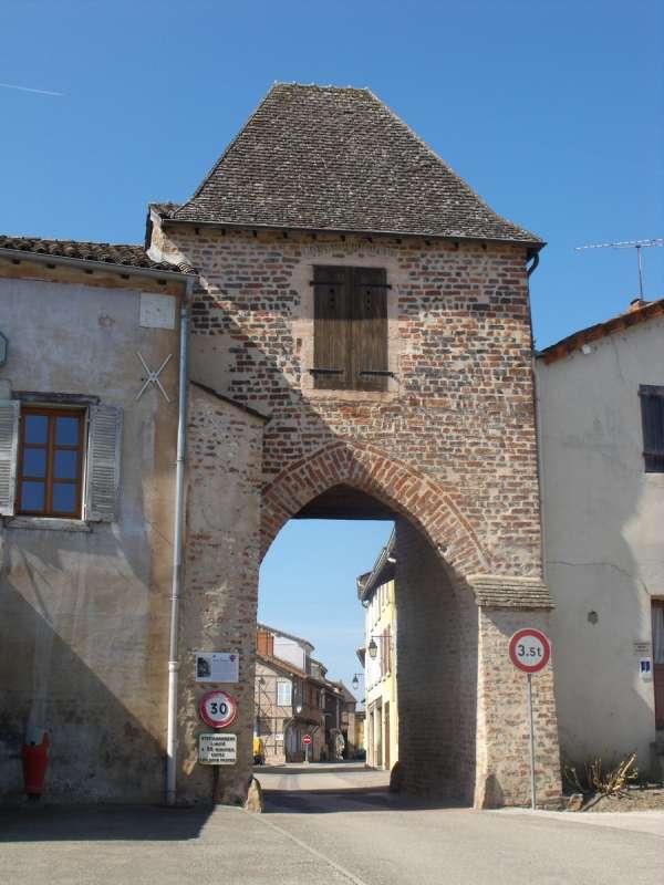 Porte d'Orient - Romenay - Office de Tourisme du Pays de la Bresse Bourguignonne